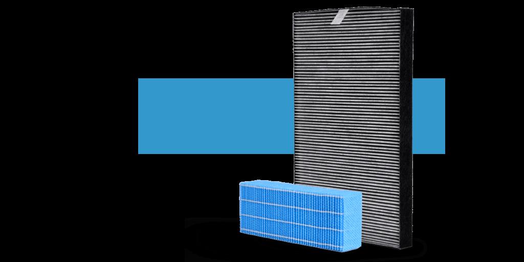 zestaw filtrow sharp KS930EU