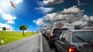 Jaki oczyszczacz powietrza wybrać mieszkając w otoczeniu smogu i spalin ulicznych?