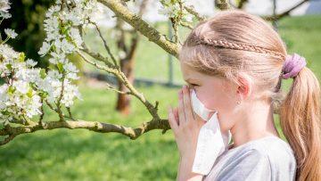 Związek między zanieczyszczonym powietrzem, a grypą