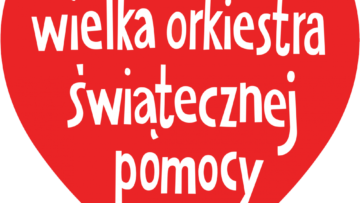 Gramy z Wielką Orkiestrą Świątecznej Pomocy!