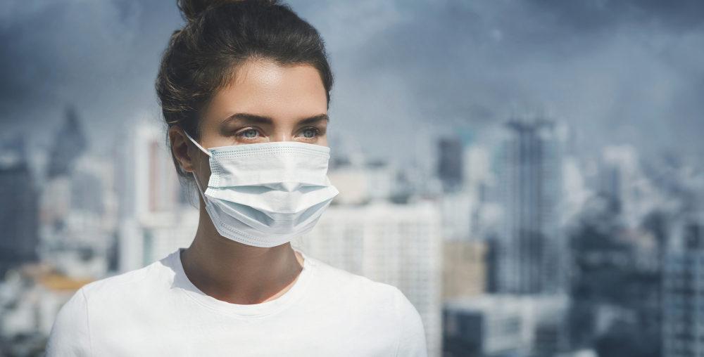 Maski na twarz - kontrola infekcji