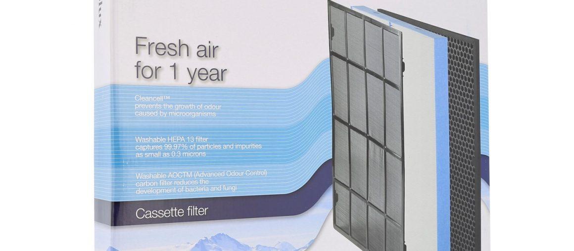 Kupiłeś oczyszczacz powietrza Electrolux – pamiętaj o regularnej wymianie filtra