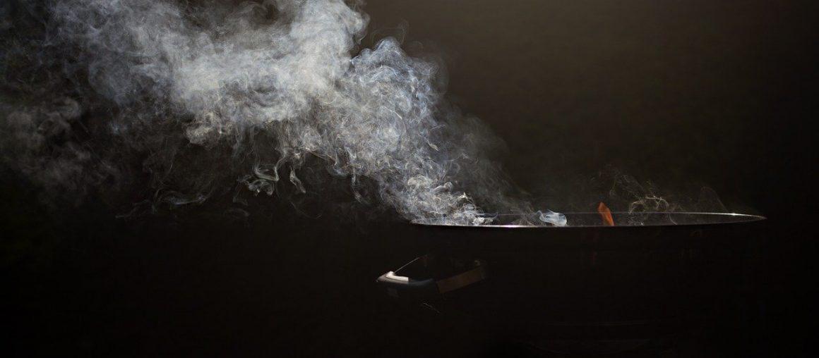 Czy dym z grilla jest szkodliwy?