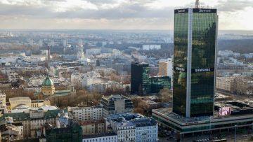 Warszawa europejską stolicą … smogu