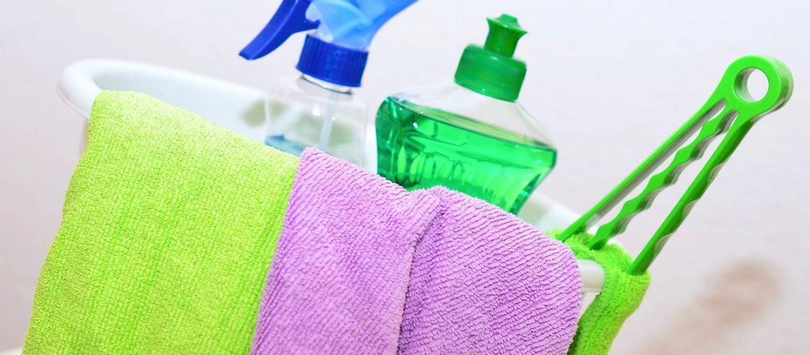 Czy środki czystości mają negatywny wpływ na jakość powietrza?