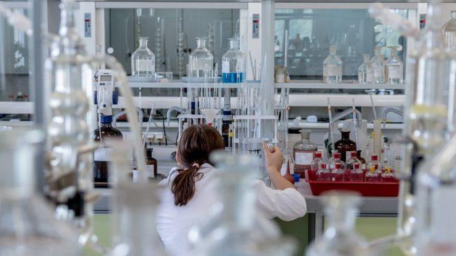 Jakość powietrza w laboratoriach